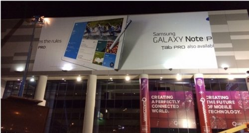 Samsung Galaxy Tab Pro and Galaxy Note Pro