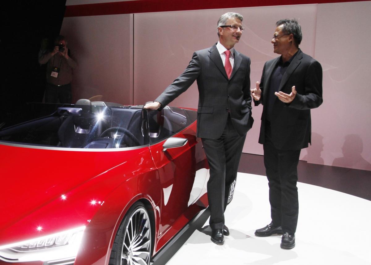 Nvidia and Audi