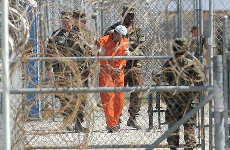 Bagram prison