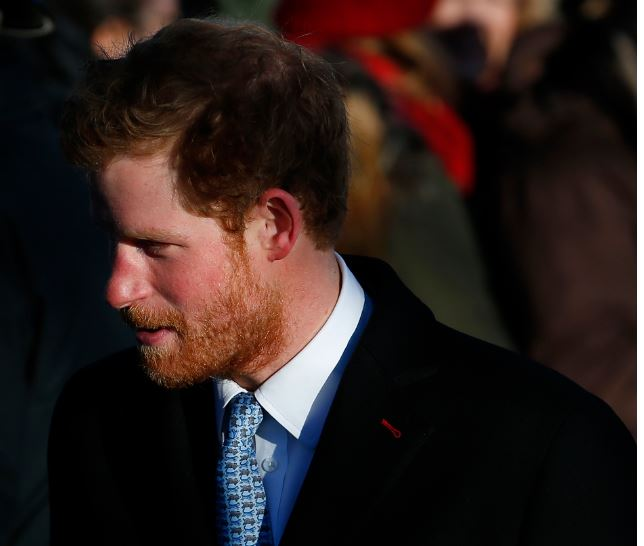 Prince Harry Hunting Photo Leaked As Royals Pledge To