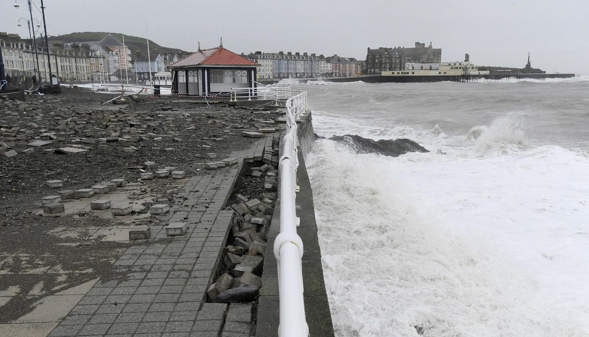 weather promenade
