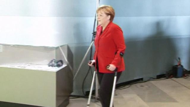 Merkel Fractures Pelvis Cross-Country Skiing