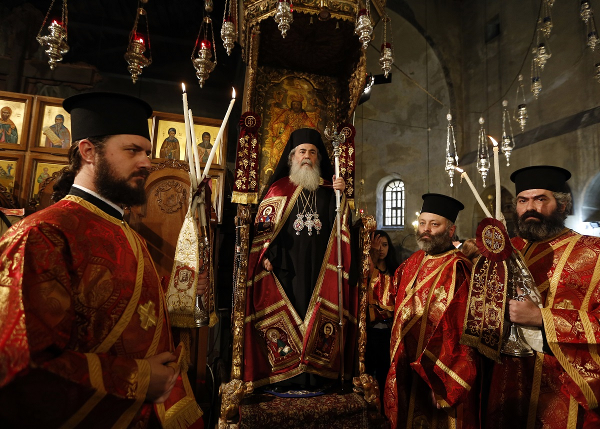 In Pictures: Epiphany and Orthodox Christmas