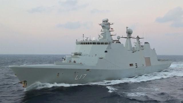 More Sea Drills for International Flotilla