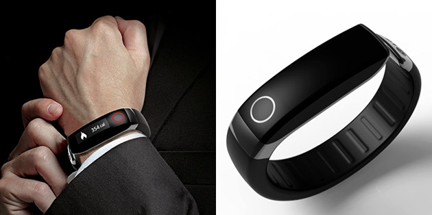 LG Lifeband Touch fitness tracker