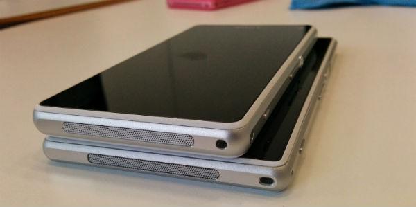 Sony Xperia Z1 Compact vs Xperia Z1