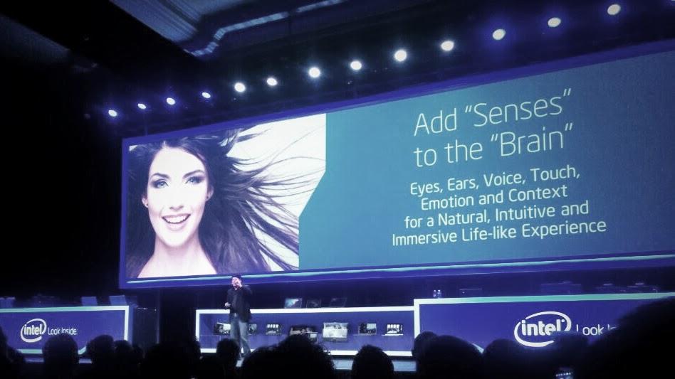 Intel Mooly Eden RealSense Announcement