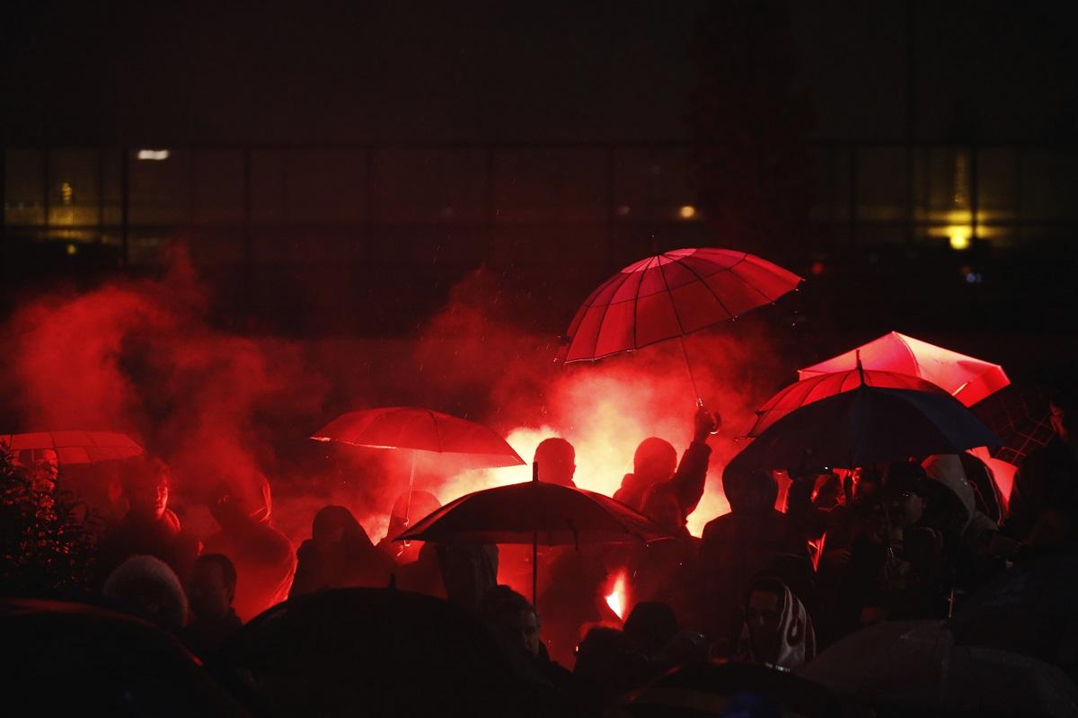 Eusebio fans