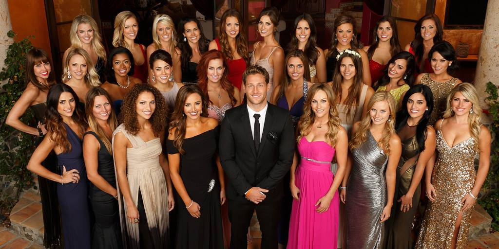 The Bachelor Juan Pablo with 27 contestants