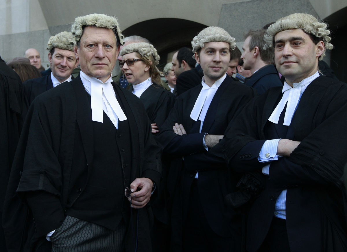 lawyers strike
