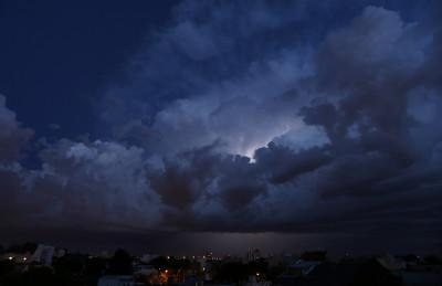 Argentina storm