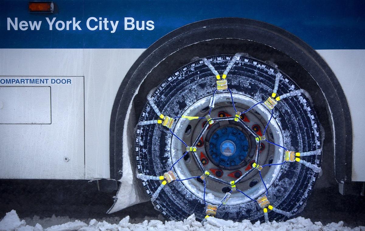 snow bus tyres