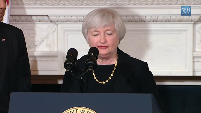 Yellen Gets Final Stamp of Approval to Head U.S. Fed