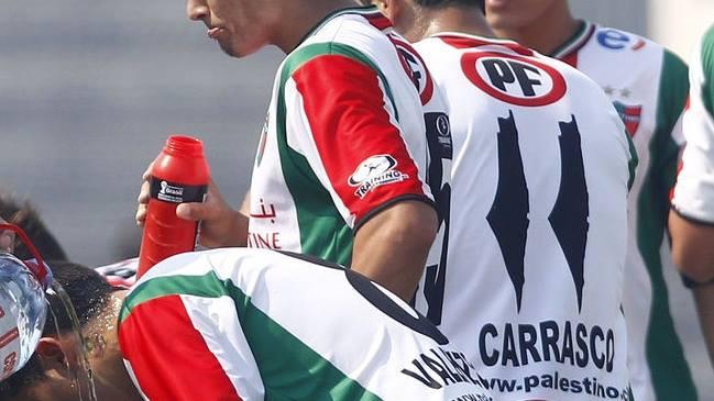 Palestino Chile football club israel shirt