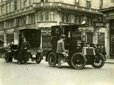 1904 taxi