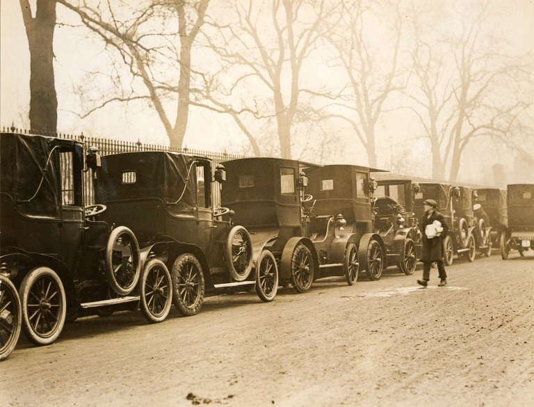 1907 taxis