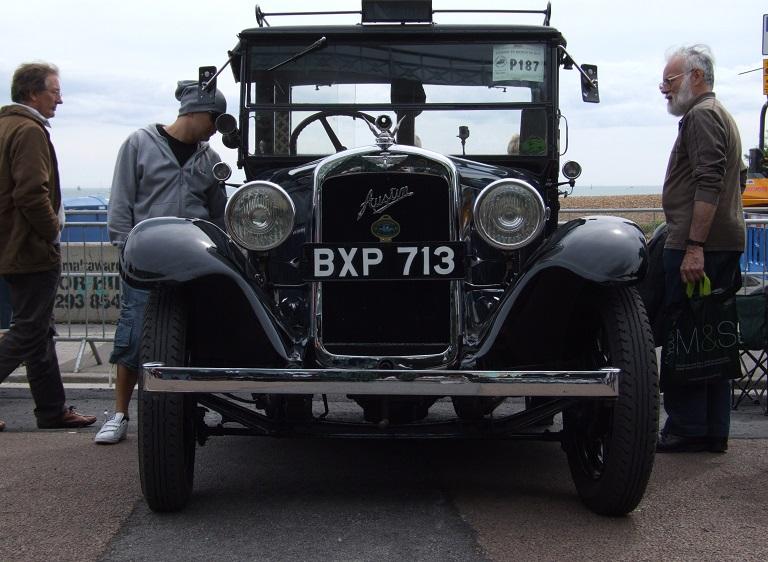 1930 austin 12 4
