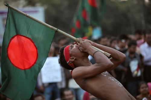 Man Dhaka Bangladesh
