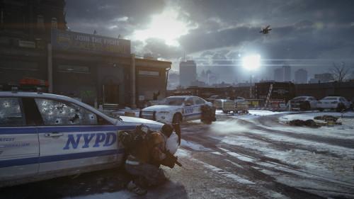 Ubisoft's Tom Clancy's The Divison