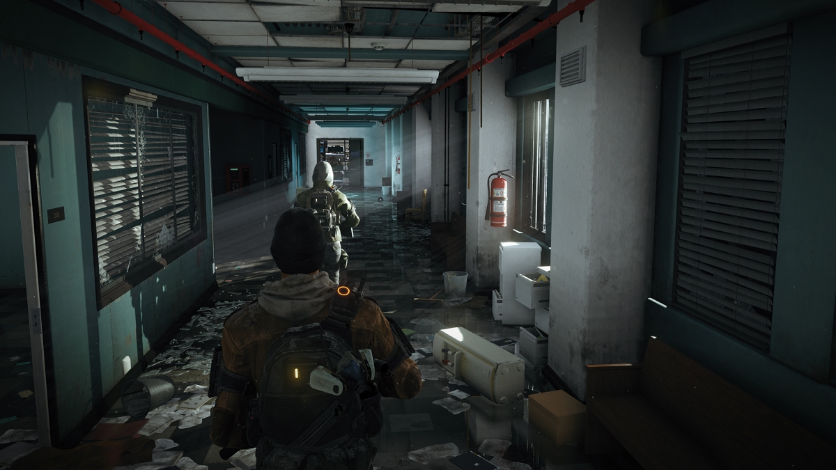 Ubisoft's Tom Clancy's The Divison
