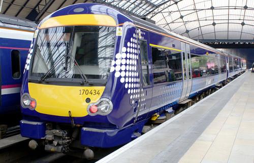 Glasgow ScotRail service