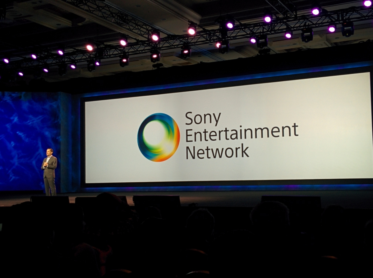 Sony Cloud-Based TV service