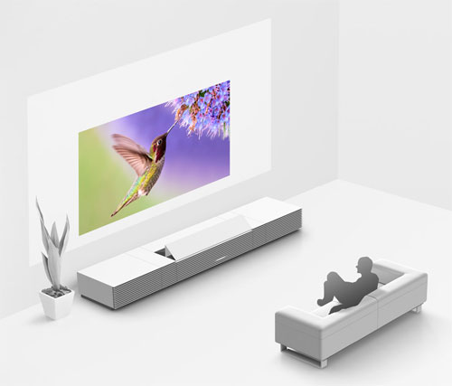 Sony Short Throw Projector