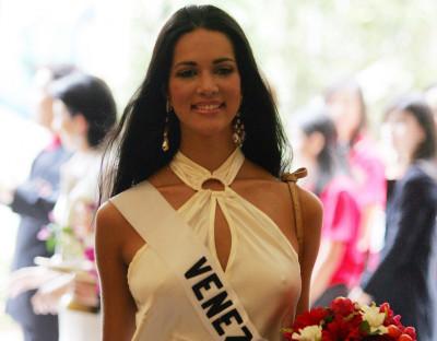 Former Venezuelan beauty queen Monica Spear shot dead