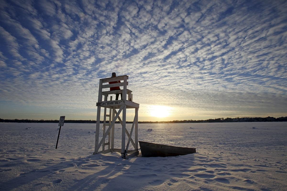 snow lifeguard
