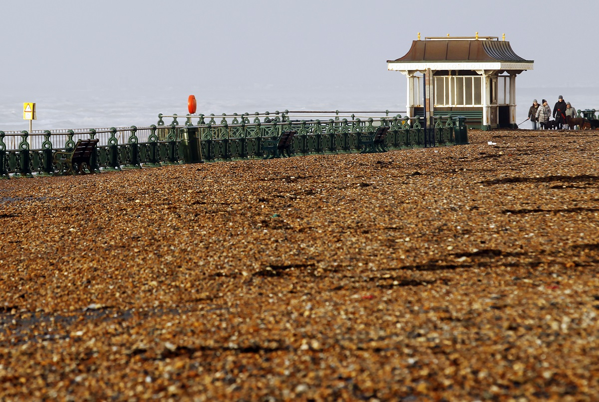 weather Brighton