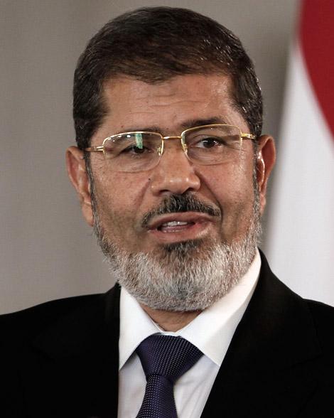 mohamed morsi - photo #8