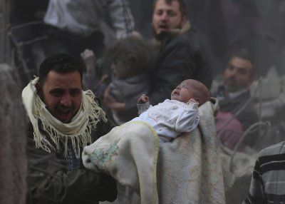 syria baby