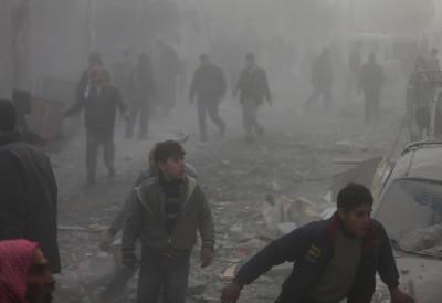 syria run