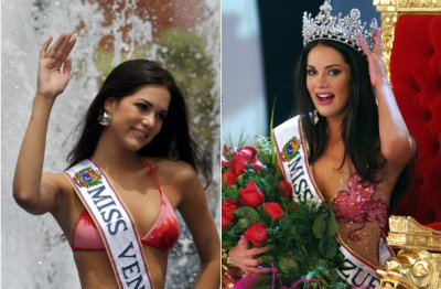 Miss Venezuela winner