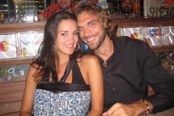 Monica and Thomas bar
