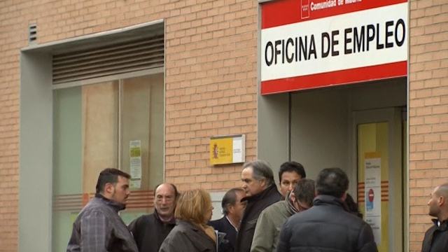 Spain's Youth Unemployment Rate Hits 57.7%