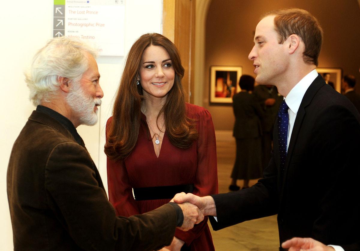 Kate Middleton artist