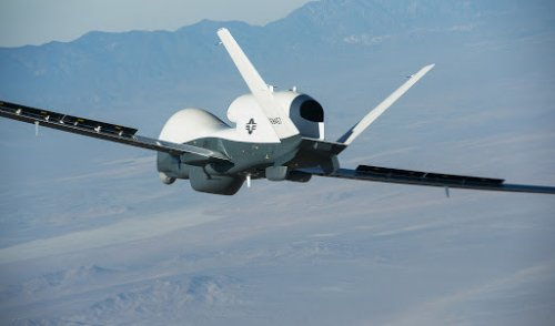 New drone Triton MQ-4C promises to push boundaries of unmanned aerial vehicles