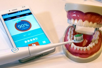 CES toothbrush