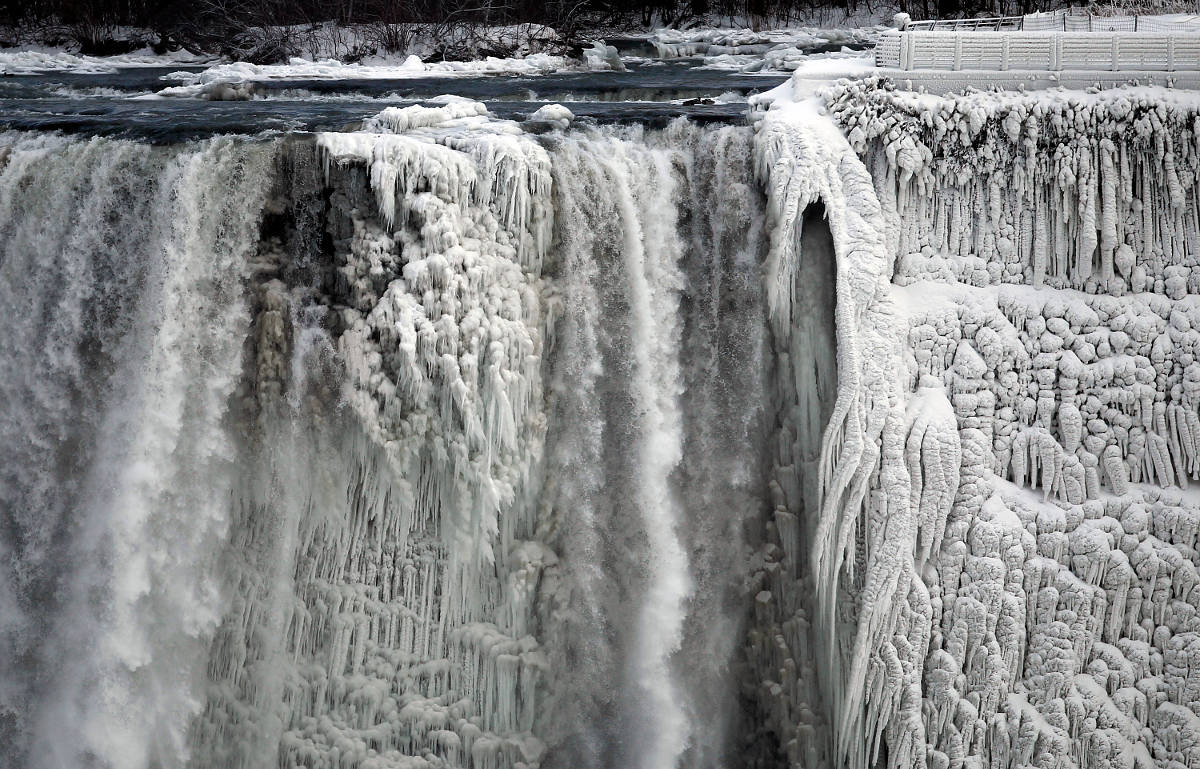 weather Niagara falls