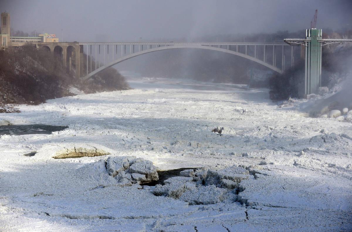 niagara falls bridge