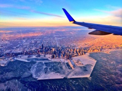twitter aerial Chicago
