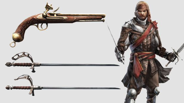 Assassin's Creed 4 Illustrious Pirates DLC available now 2