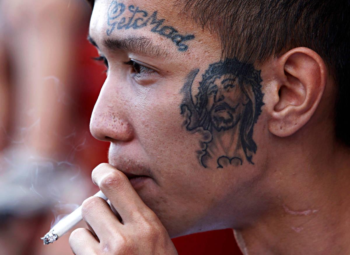 black nazarene tattoo