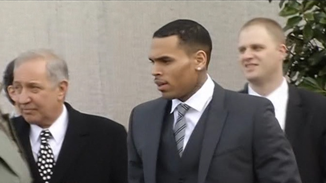 Singer Chris Brown Body Guard Reject Assault Plea Deal