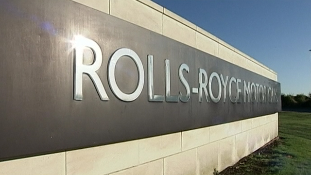 Rolls Royce Remains on Record Roll