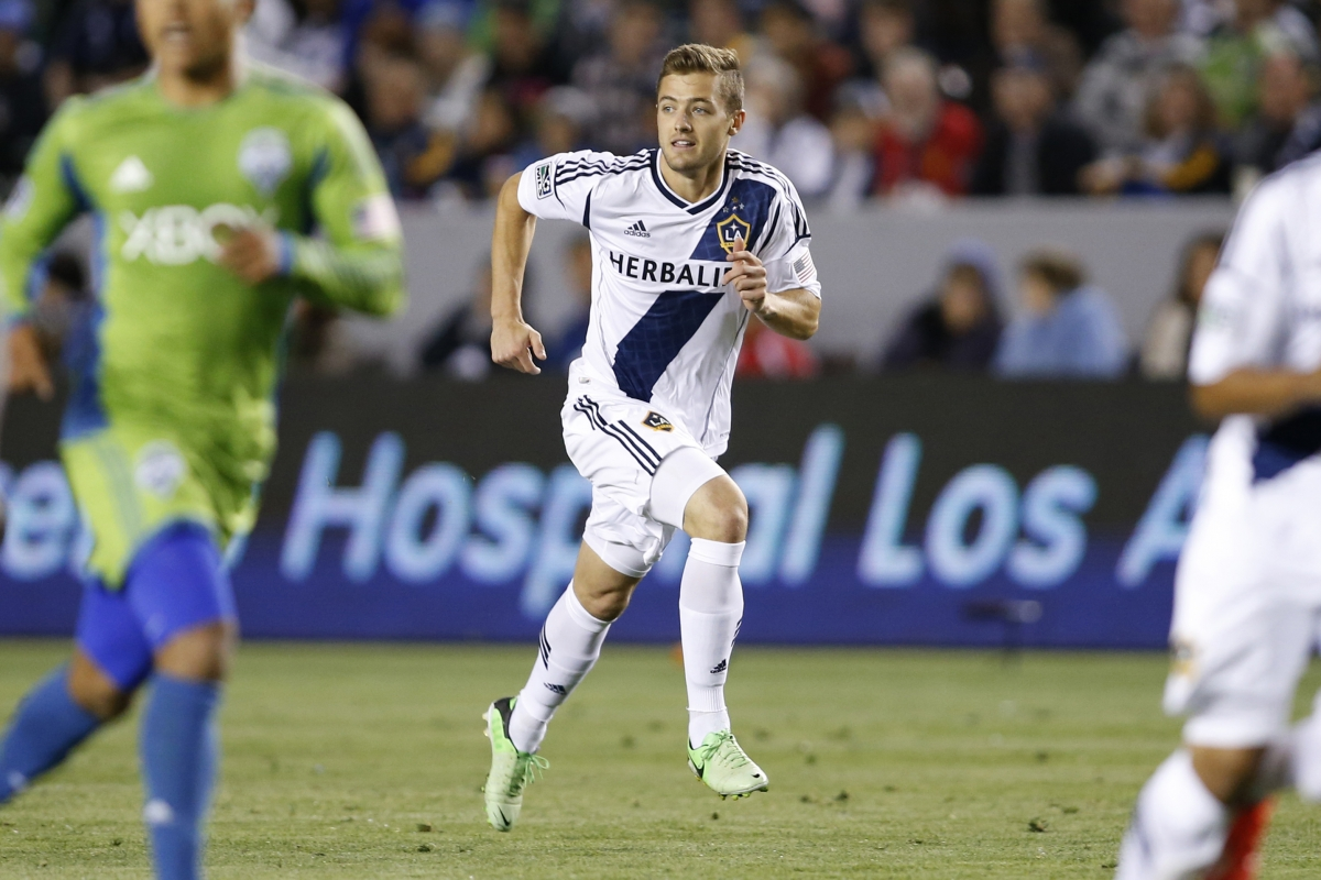 Robbie Rogers quit football after coming out as gay, but then changed his mind and joined LA Galaxy
