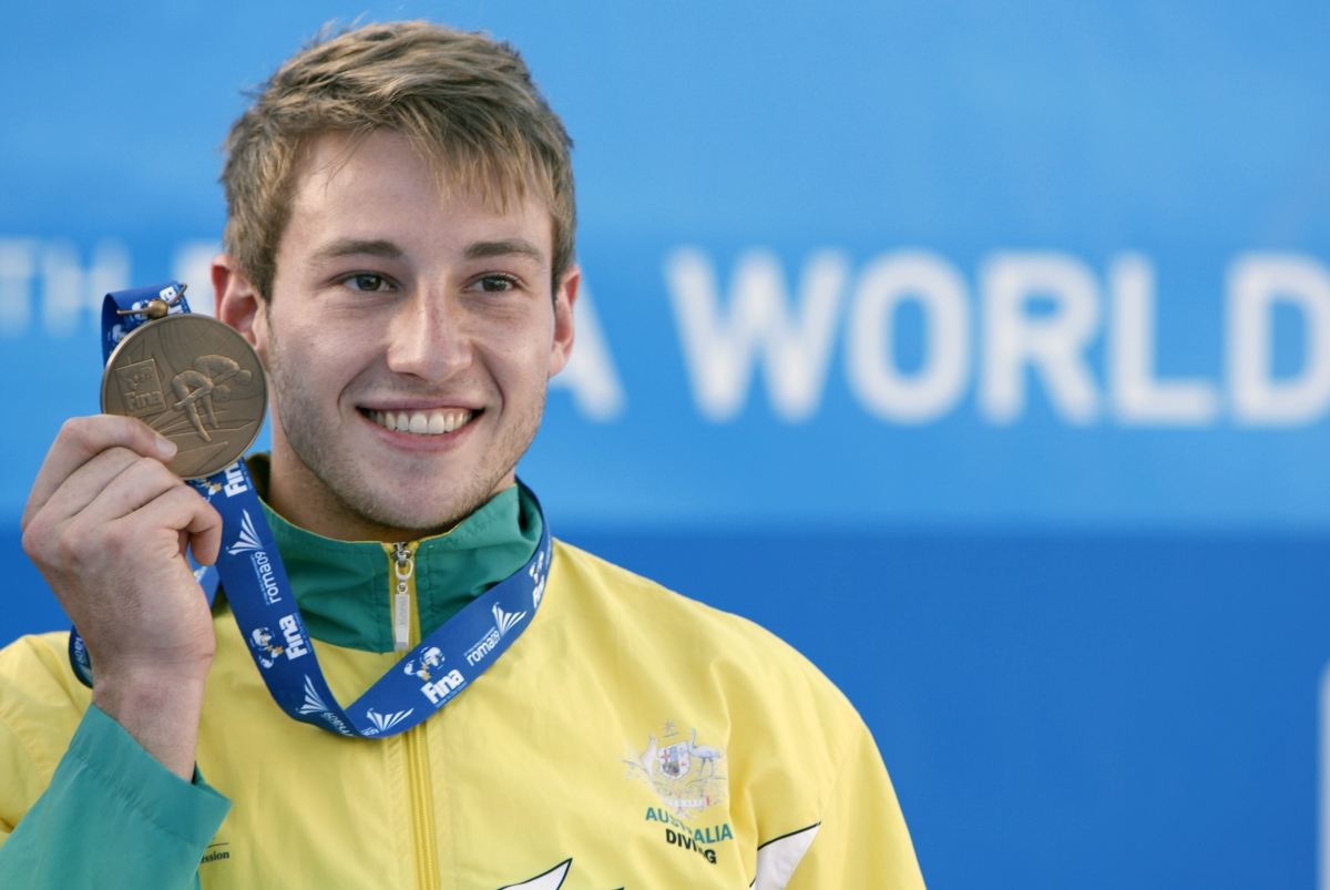 Coming out as gay was not all good news for Diver Matthew Mitcham