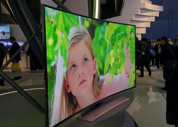 Samsung 105in 5K TV