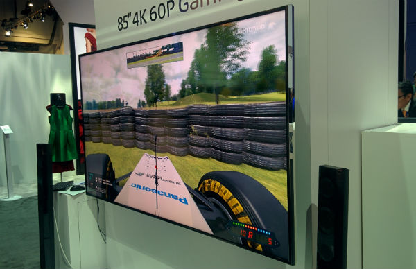 Panasonic AX800 4K TV
